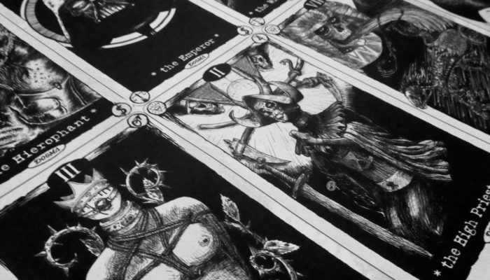 Tarot – Major Arcana